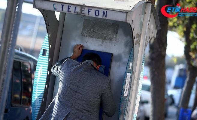 FETÖ'ye yönelik ankesörlü telefon operasyonu: 13 gözaltı