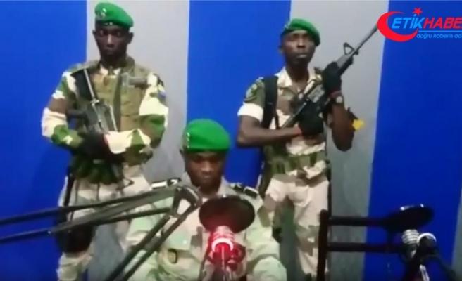 Gabon'da darbe girişimi gerçekleşti