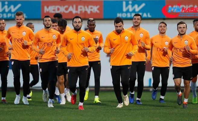 Galatasaray'da tatil yarın bitecek