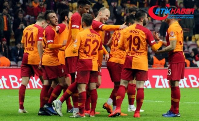 Galatasaray'ın son 4 maçta gol ortalaması 3