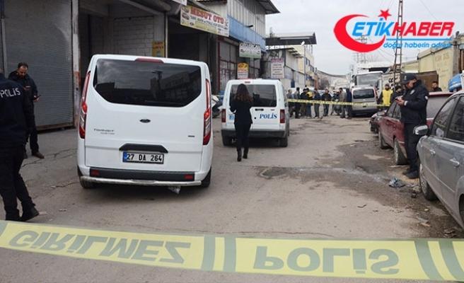 Gaziantep'te oto boyacısı başından vurularak öldürüldü
