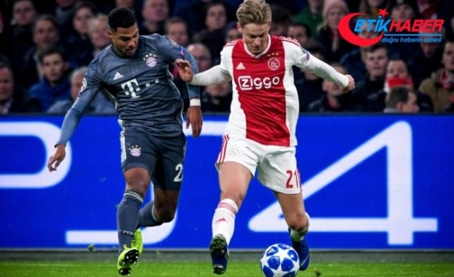 Genç yıldız Frenkie De Jong için 90 milyon euro