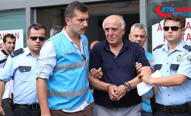 Hakan Şükür'ün babasına FETÖ üyeliğinden hapis istemi