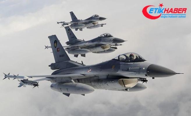 Hava harekatlarında 21 terörist etkisiz hale getirildi