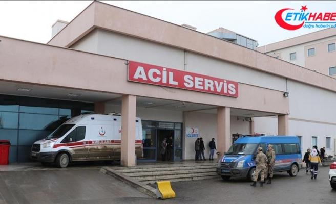 Iğdır'da terör saldırısı: Bir asker şehit, 2 asker yaralı