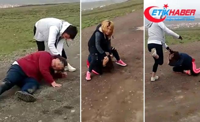 İki kıza işkence anları dehşete düşürdü