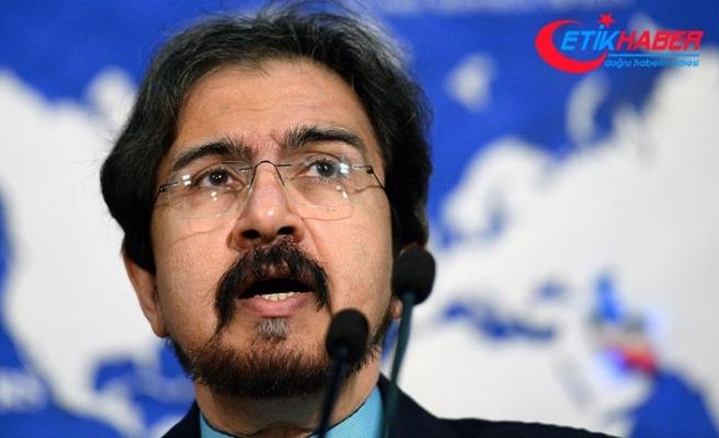 İran Dışişleri Sözcüsü Kasımi: Pompeo'nun bölge ziyareti iyi niyetli değil