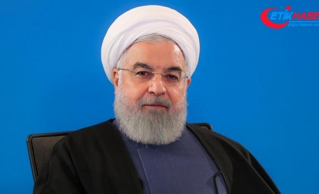 İran Cumhurbaşkanı Ruhani: Devrimden sonraki en büyük ekonomik baskıyla karşı karşıyayız