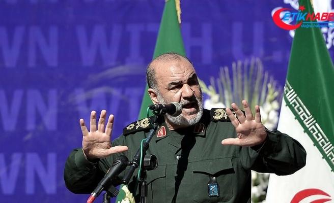 İran Devrim Muhafızları Komutan Yardımcısı Selami: ABD'de siyasi akıl yok olmuştur