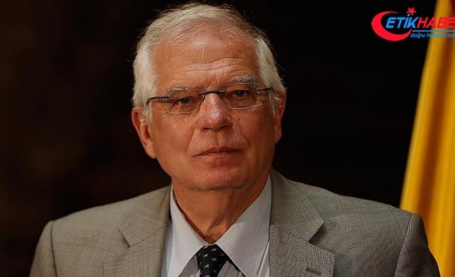 İspanya Dışişleri Bakanı Borrell: Paris'te bir İspanyol turist hayatını kaybetti'