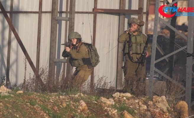 İsrail polisi Doğu Kudüs'te Filistinli bir kadını şehit etti