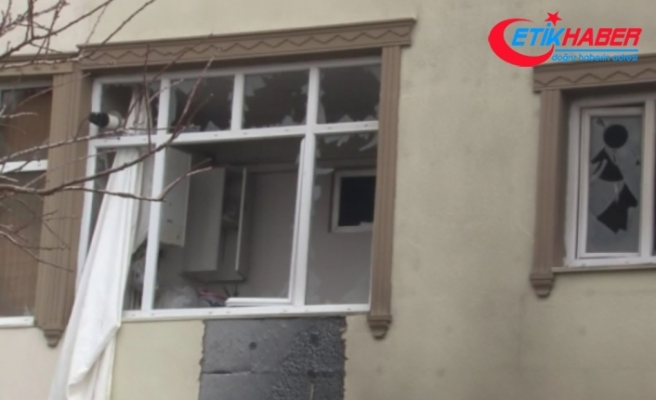 İstanbul'da apartmanda patlama
