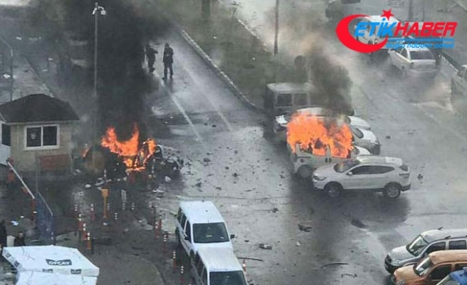 İzmir Adliyesi'ne teröf saldırısı davasına devam edildi