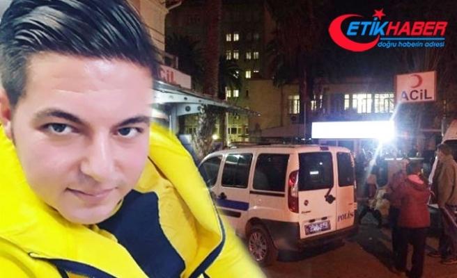 İzmir'de elektrik akımına kapılan genç, öldü