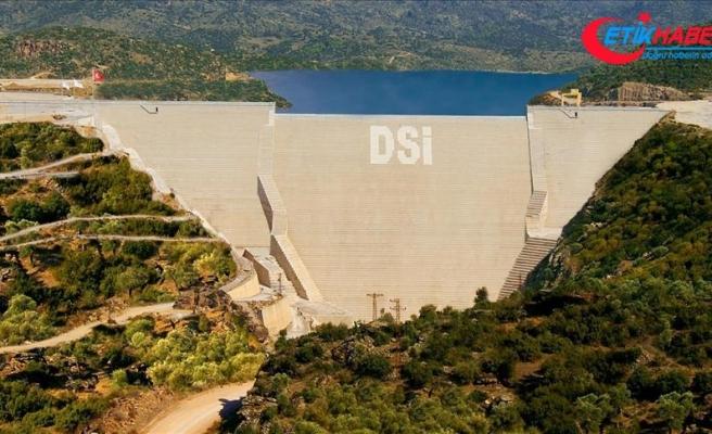 İzmir'deki barajlar yağmura doydu