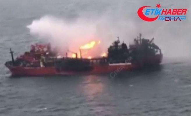 Kerç Vali Yardımcısı: Kurtarılan denizciler Türkiye'ye gönderildi