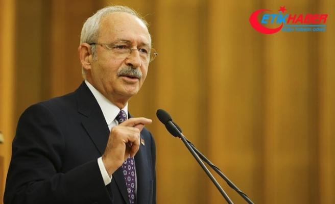 Kılıçdaroğlu: Adaleti gerçekleştirmek için her türlü mücadeleyi yapacağız