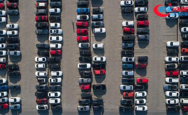 Kocaeli'de banttan inen 100 araçtan 87'si ihraç edildi