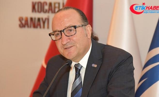 KSO Yönetim Kurulu Başkanı Zeytinoğlu: Kocaeli 2018'de rekor seviyede ihracat yaptı