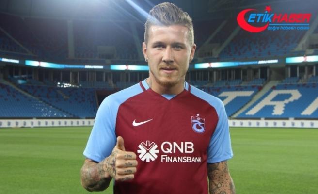 Kucka Trabzon'dan ayrıldı