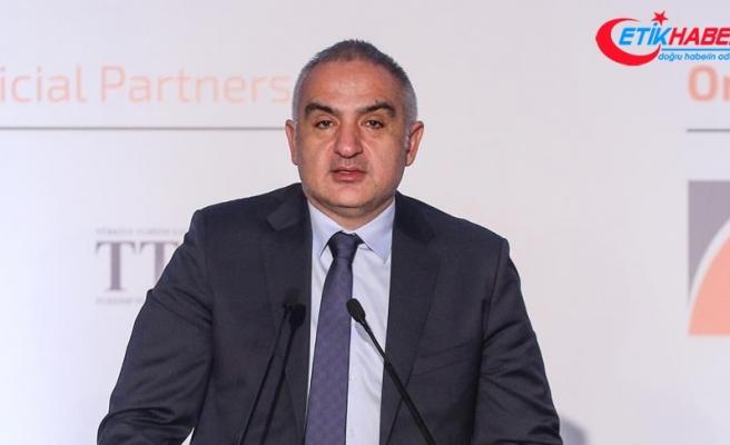 Kültür ve Turizm Bakanı Ersoy: Yaz sezonu olmadan yasayı meclise getirmek istiyoruz