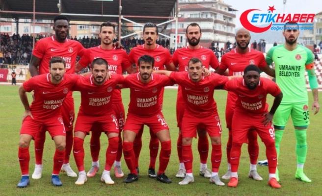 Kupada Fenerbahçe'nin rakibi Ümraniyespor