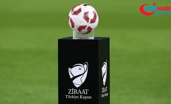 Kupada yarın oynanacak maçların hakemleri açıklandı