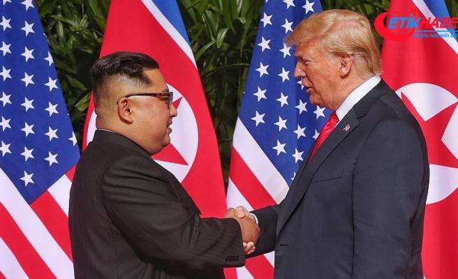 Kuzey Kore liderinden 'ABD Başkanı ile yeniden görüşme' mesajı