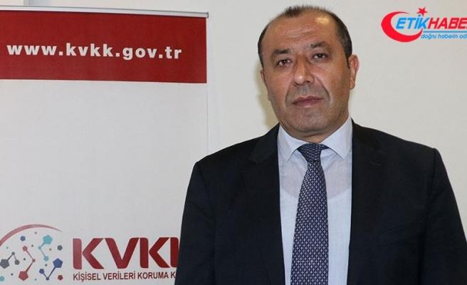 KVKK Başkanı Bilir'den 'VERBİS'e kayıt uyarısı
