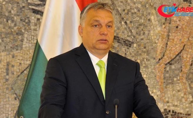 Macaristan Başbakanı Orban: Soros Avrupa kurumlarını ele geçirmek istiyor