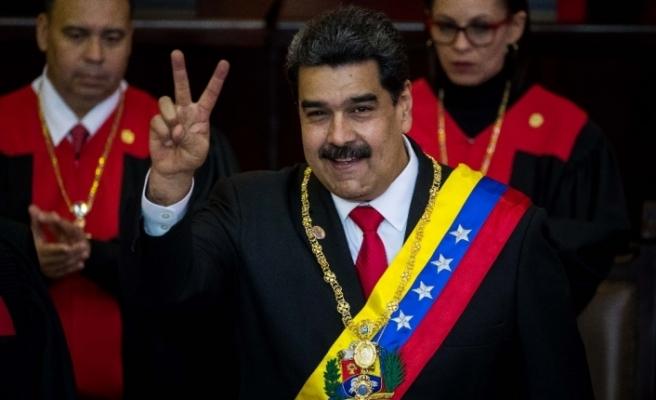 Maduro'dan ABD'ye misilleme