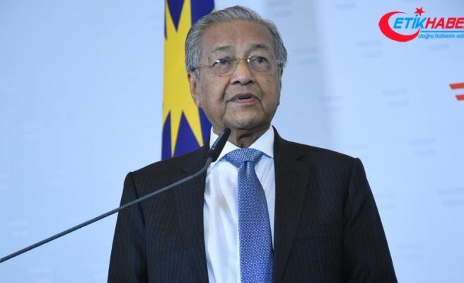 Malezya Başbakanı Muhammed: 'İsrail insan haklarına karşı çok eylemde bulundu