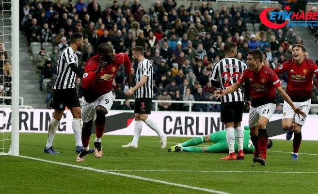 Manchester United'ın yükselişi sürüyor