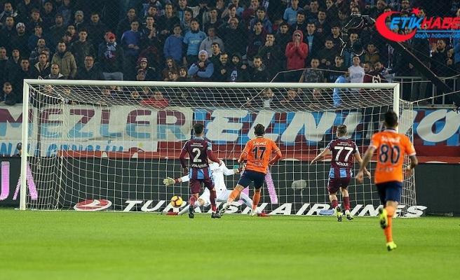 Medipol Başakşehir ikinci yarıya galibiyetle başladı