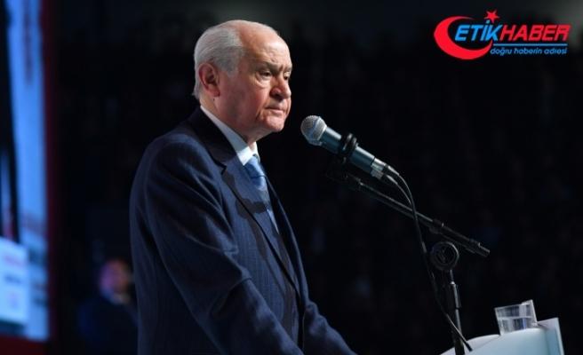 MHP Lideri Bahçeli Yeni Zelanda'da camilere yapılan terör saldırılarını kınadı