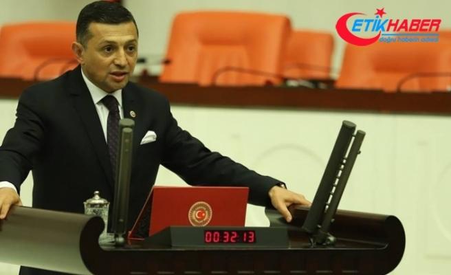 MHP'li Erbaş: Gücünüz Yetiyorsa Gel Yüzümüze Söyle