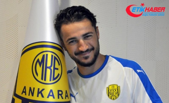 MKE Ankaragücü'nün orta saha oyuncusu Chaves'e transfer oldu