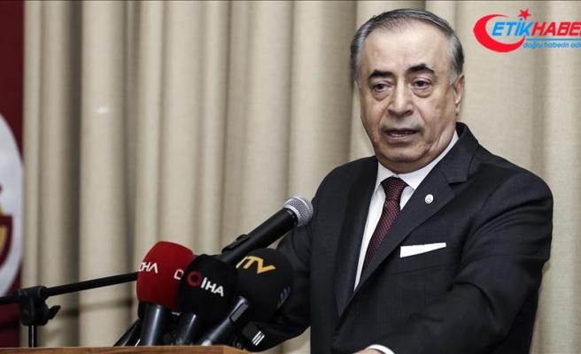 Galatasaray Kulübü Başkanı Cengiz: Görevimizin başındayız