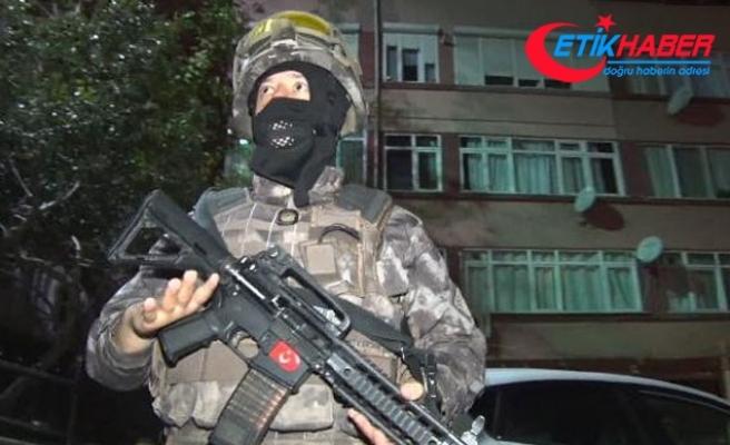 Narkotik operasyonu: 1'i meslekten ihraç eski polis, toplam 25 gözaltı