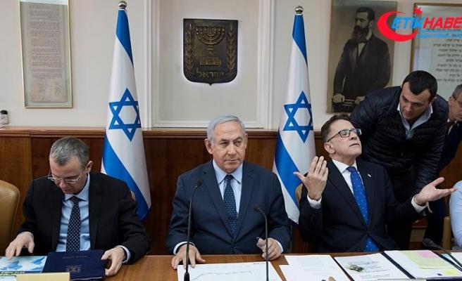 Netanyahu'dan Nasrallah'ın açıklamalarına cevap