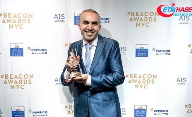 New York'un ünlü Türk pizzacısı ödüle doymuyor