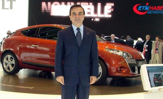 Nissan'ın eski Üst Yöneticisi Ghosn yeniden gözaltında