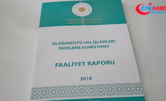 OHAL Komisyonu faaliyet raporu yayımlandı