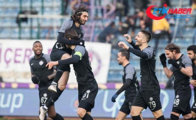 Osmanlıspor Süper Lig için kenetlendi