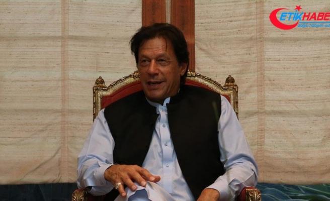 'Pakistan Başbakanı Han'ın ziyareti kardeşliği güçlendirecek'