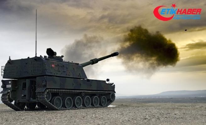 PKK/YPG noktaları vuruldu