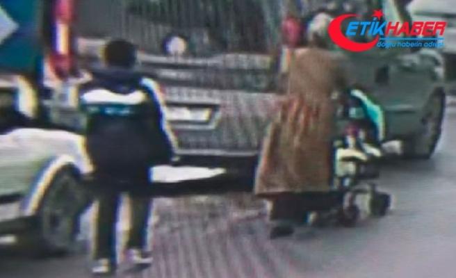 Polis bu hırsızın peşinde! Bebek arabalı kadınları soyuyor