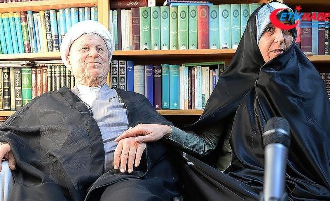 Rafsancani'nin kızı: Babamın eceliyle öldüğüne inanmıyorum