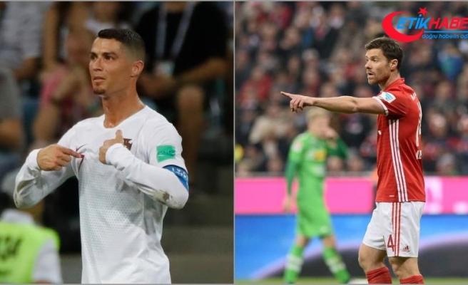 Ronaldo ve Xabi Alonso vergi kaçırmaktan yargı önüne çıkıyor