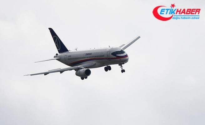 Rusya'da uçak kaçırma girişimi